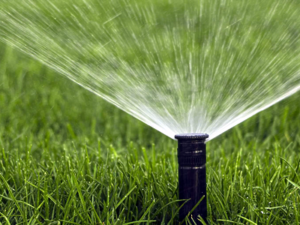 irrigation systems benefits
